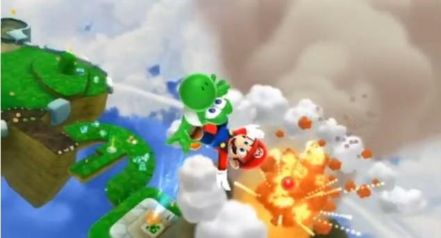 Super Mario Galaxy 2 K10