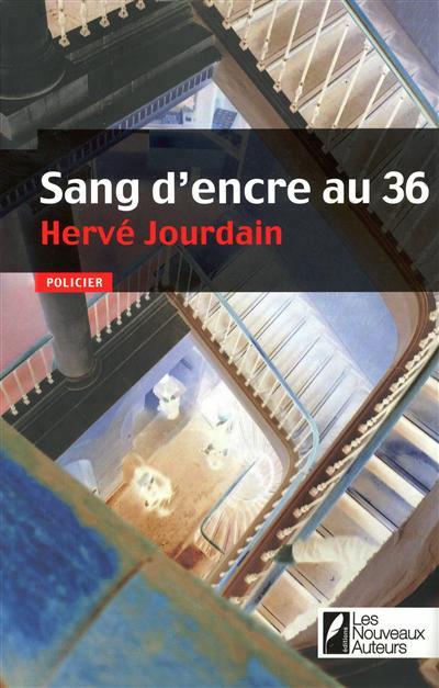 [Jourdain, Hervé] Sang d'encre au 36 Sang-d10