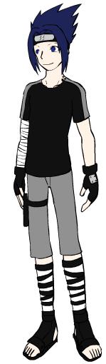 Mist Genin: Ken Aisu Naruto11