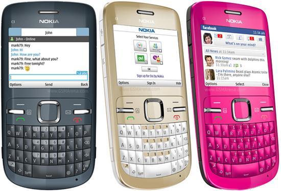 Nokia C3-00 Nokia-10