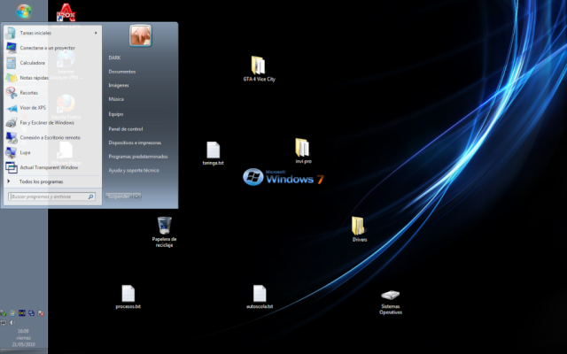 Como usar el Windows Anytime Upgrade [WINDOWS 7] 110