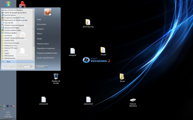 Como usar el Windows Anytime Upgrade [WINDOWS 7] 211