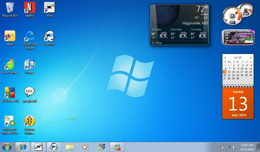 Post a pic of your Desktop... - Page 4 Maxman12