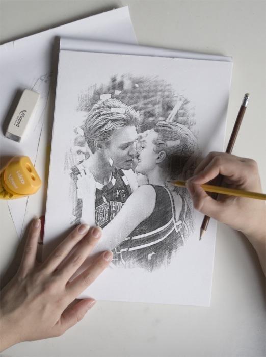 Lucas ♥ Peyton (OTH) - #1 Parce que...True Love Always Lp-ley10