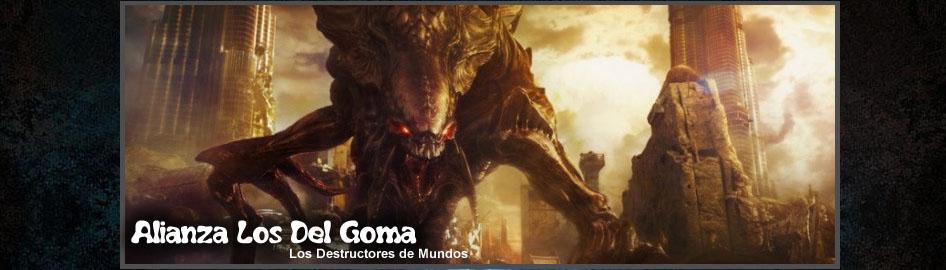 LOS DEL GOMA