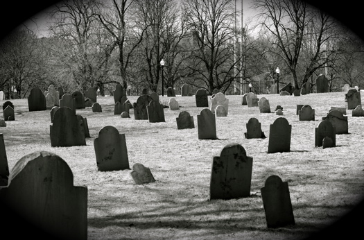 The Graveyard Gravey10
