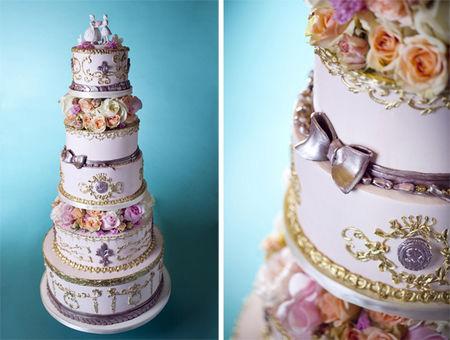 Gâteaux et autres friandises inspirés par Marie Antoinette 57498112