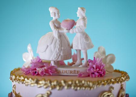 Gâteaux et autres friandises inspirés par Marie Antoinette 57498115