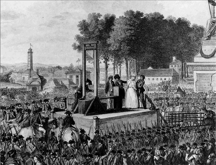 Marie Antoinette  conduite au supplice - Page 3 Exemar10