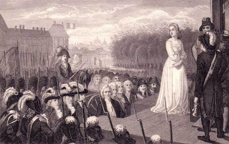 Marie Antoinette  conduite au supplice - Page 3 Marie_11
