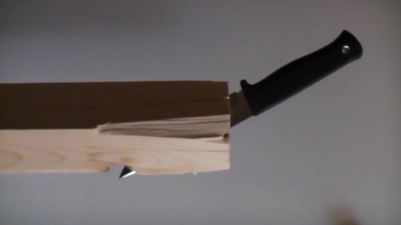 """Mon nouveau couteau le """"S1"""" S1250011"""