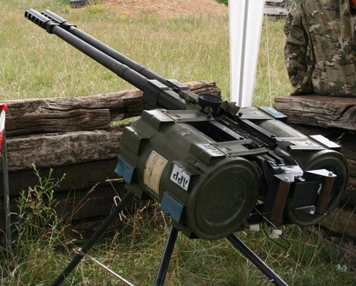 Redwolf Labs: SSU Echo 1 M134 Minigun Ky-bit10