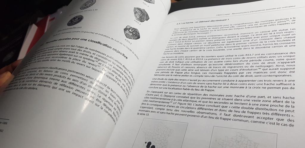 NOVEDAD EDITORIAL OMNI: Reconstitutions d'empreintes des monnaies gauloises à la croix 20191011