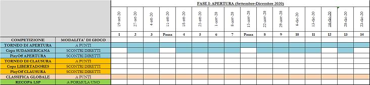 Regolamento Lega - LSP (Edizione n. 11)   Calend22