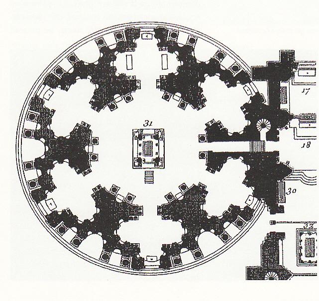 Petite galerie chronologique de la rotonde des Valois 2ufrha10