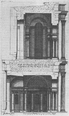 Petite galerie chronologique de la rotonde des Valois 317