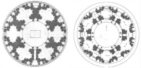 Petite galerie chronologique de la rotonde des Valois 413