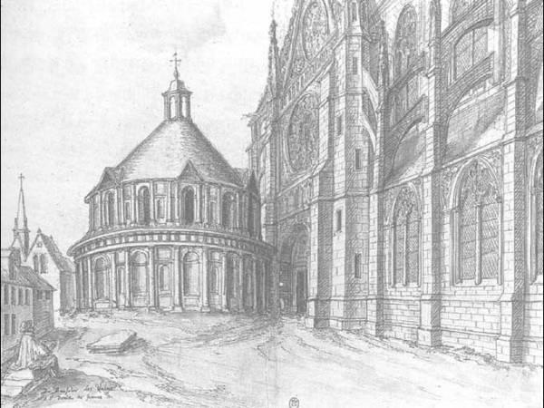 Petite galerie chronologique de la rotonde des Valois 513