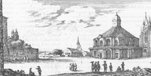 Petite galerie chronologique de la rotonde des Valois 614