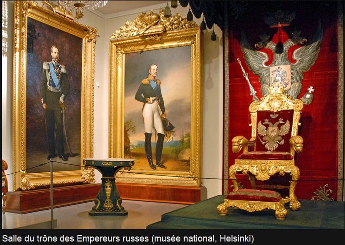 Exposition « Trônes en majesté, l'autorité et son symbole » Helsin10