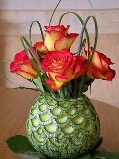 Sculpture sur fruits et légumes Dscn1110