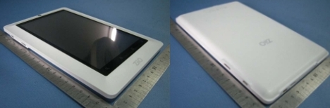 Creative ZiiO 7 Android Tablet Visits The FCC Creati10