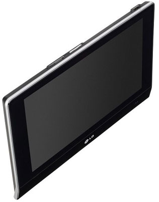 LG unveils 10.1-inch Windows 7 Tablet  E-Note H1000B H1000b10