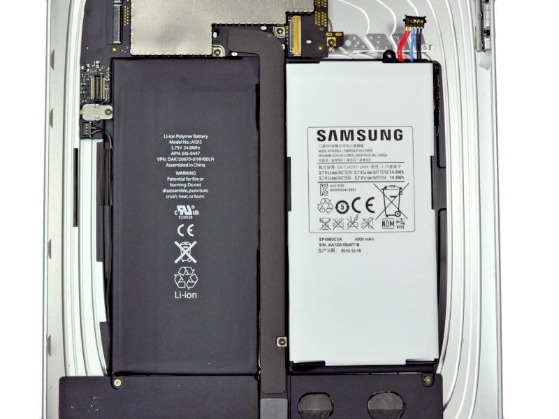 Samsung Galaxy Tab battery SP4960C3A Tab10