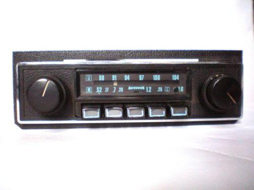 Autoradio retro' elettronica moderna!!!! B-gin710
