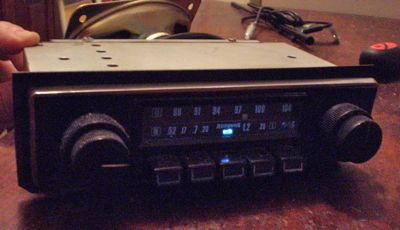Autoradio retro' elettronica moderna!!!! Pb160010