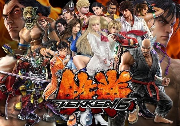 Quels sont tes jeux préférés? Tekken10