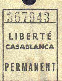 LES CINEMAS A CASABLANCA - Page 2 Ticket10