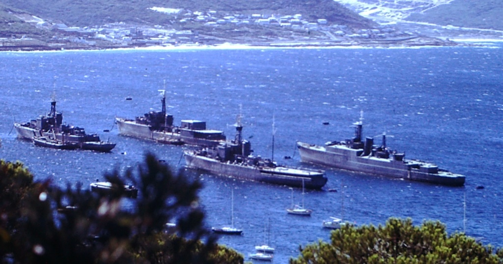 Marine de l'Union Sud Africaine D15_si10