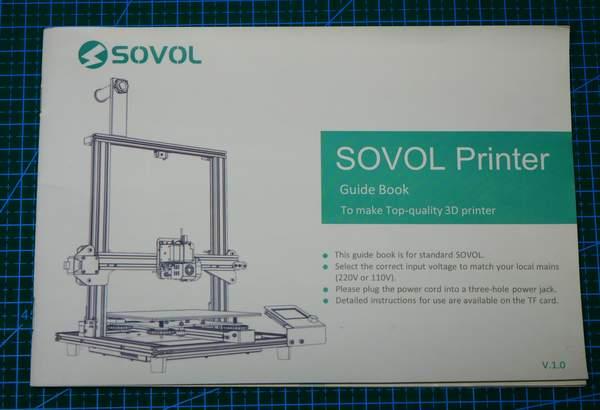 Mein 3-D Drucker  SV-01 Dr0710