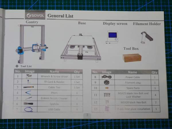 Mein 3-D Drucker  SV-01 Dr0810
