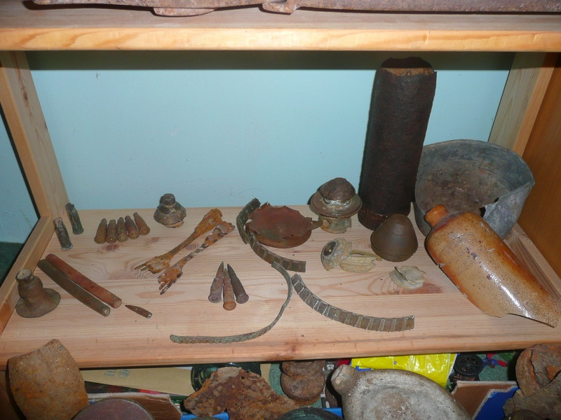 les pièces de fouilles Collec18
