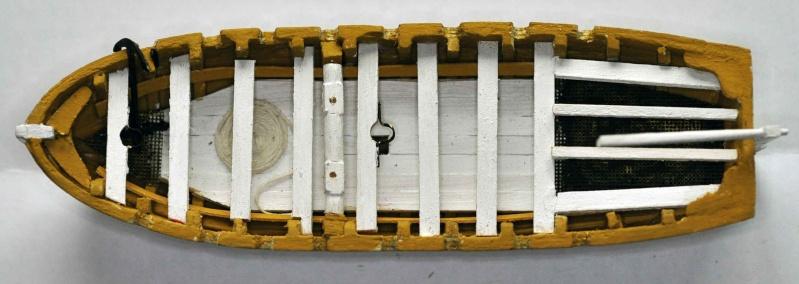 Nikolaus' Baubericht der HMS VICTORY Boot-f11