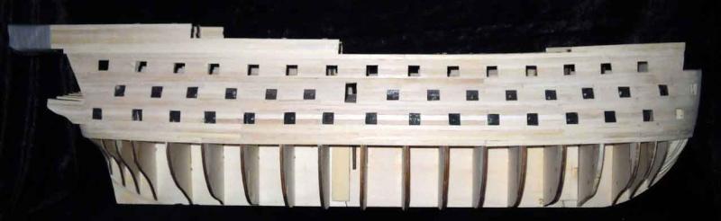 Nikolaus' Baubericht der HMS VICTORY Dscn2011