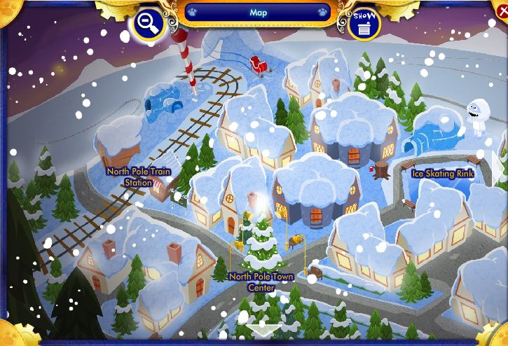 North Pole Now open! Awww11