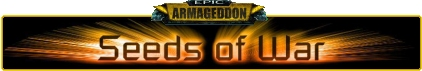 Seeds of War - Pax Arcadia - Commentaires Logo210