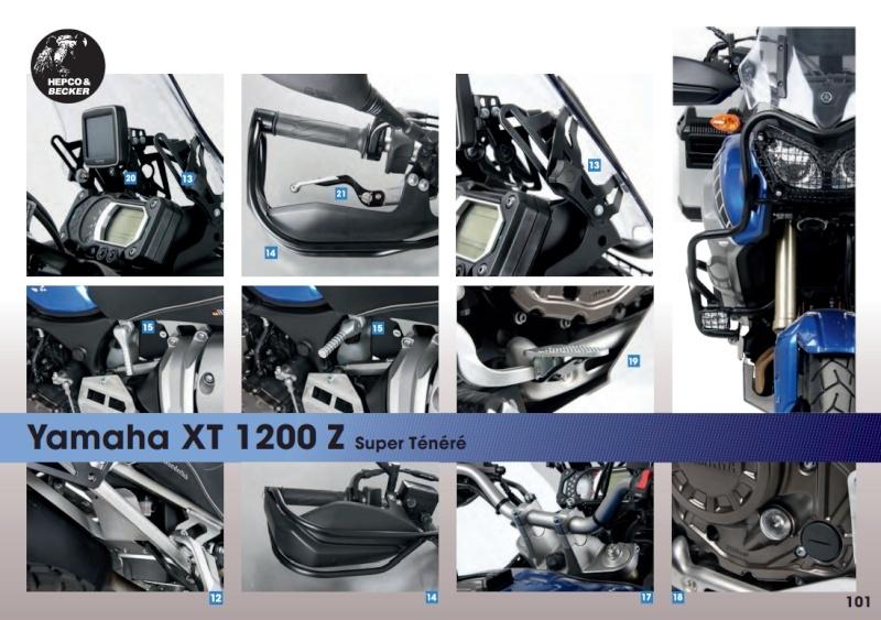Accessoires Hepco & Becker Hb_xtz12