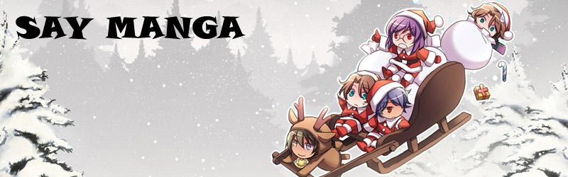 Say Manga