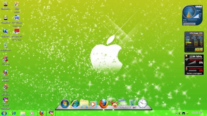 Hình nền apple cho máy tính Captur10