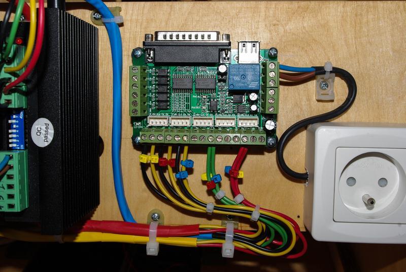 Rénovation électronique CNC ISEL ICP-4030 - Page 2 410
