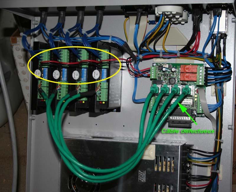 Rénovation électronique CNC ISEL ICP-4030 David_12