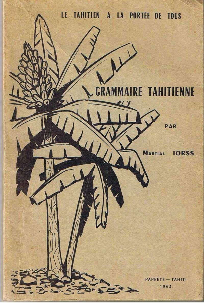 [Divers campagne C.E.P] Dictionnaire POLYNÉSIEN - Page 7 Gramma11
