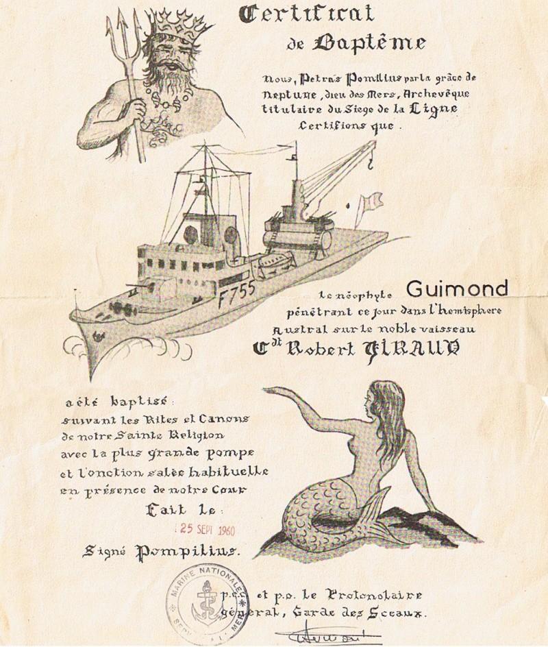COMMANDANT ROBERT GIRAUD (AVISO) - Page 2 Passag11