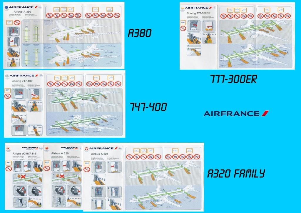 Safety cards de gcaribou33 Airfra10