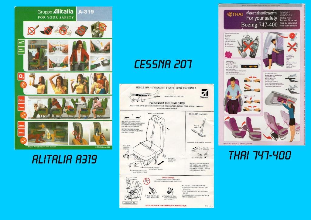 Safety cards de gcaribou33 Autres11