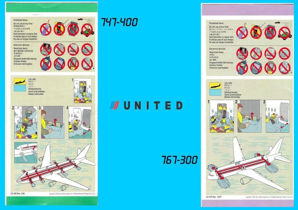 Safety cards de gcaribou33 United10